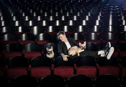 Fabio Landert adore les chiens