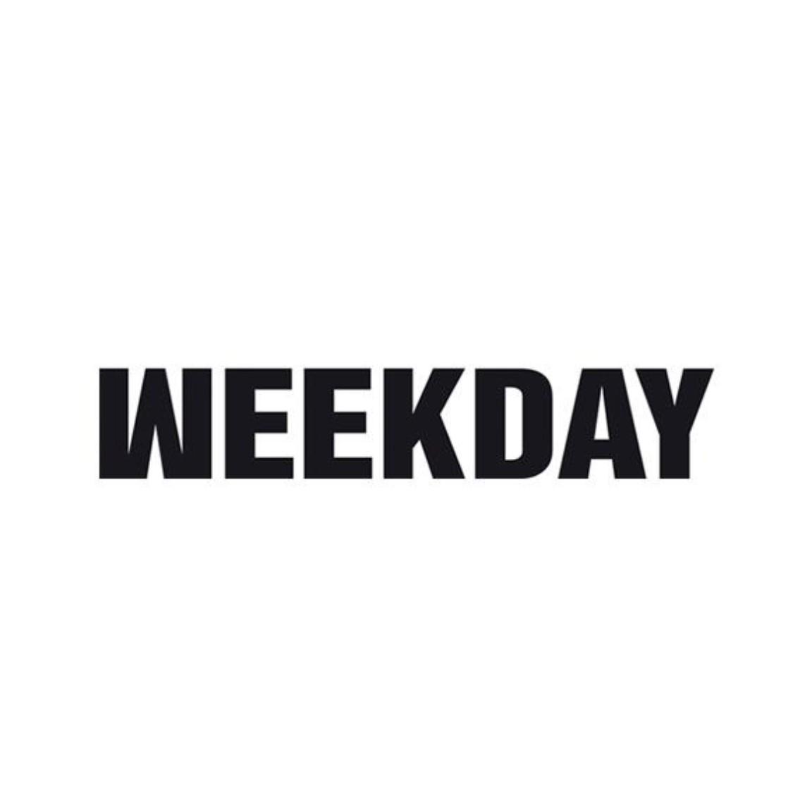Weekday Logo
