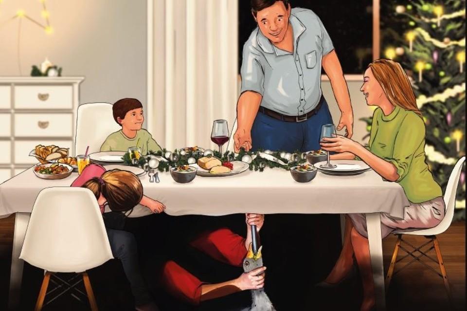 Pour un Noël sans foie gras