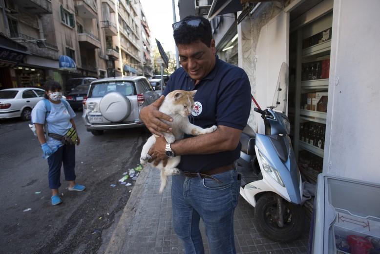 Einsatz im Libanon