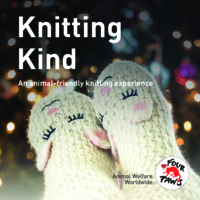 'Knitting Kind' - a FOUR PAWS guide
