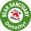 BEAR SANCTUARY Domazhyr Logo