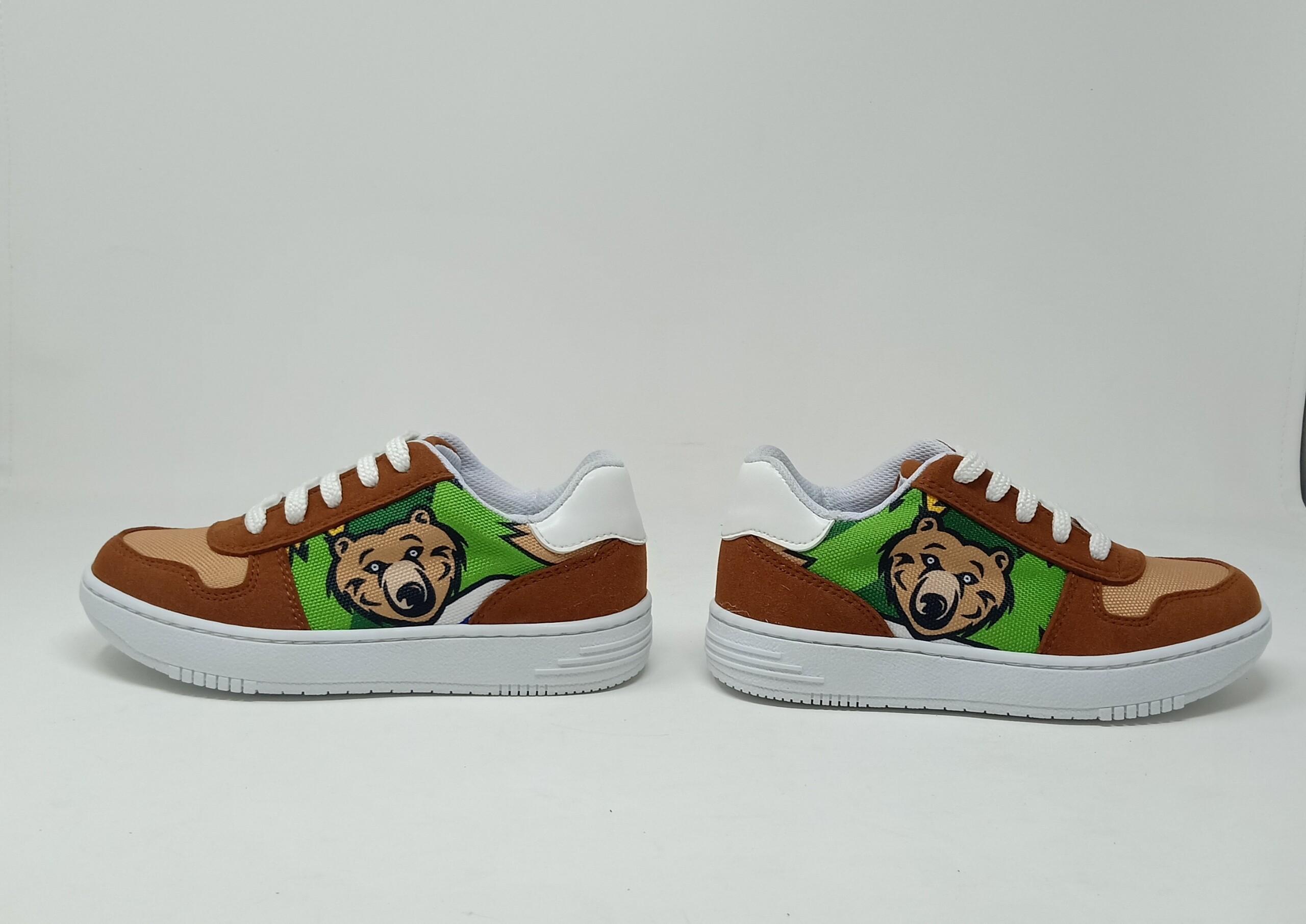 Arosa Bärenland Sneaker Kinder
