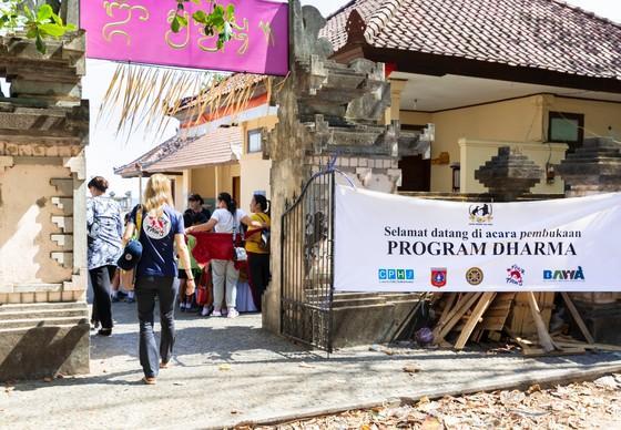 Das Projekt Dharma auf Bali wird von VIER PFOTEN unterstützt