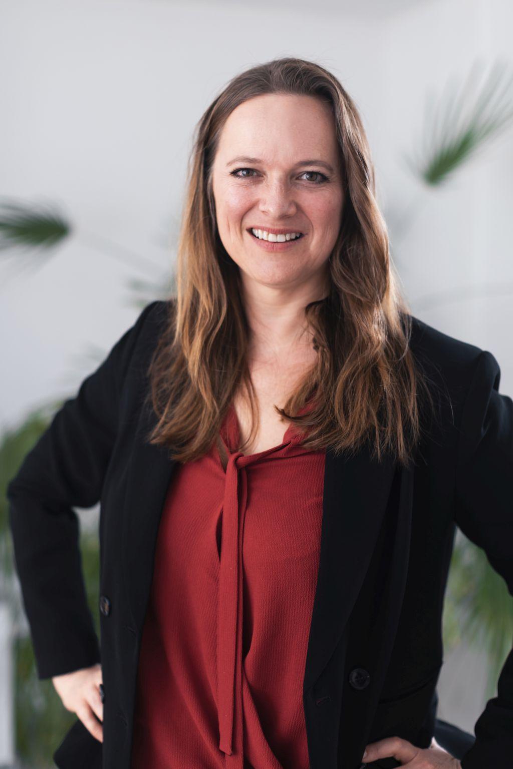 Nicole Schreyer (c) VIER PFOTEN | Adrian Almasan