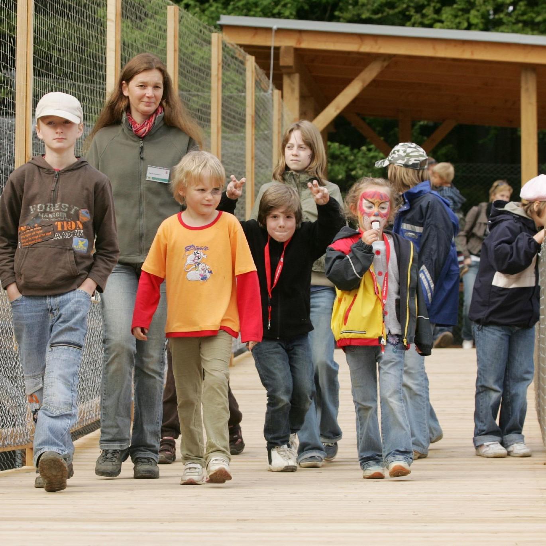 Tolles Ausflugsziel für Familien und Schulklassen im Waldviertel
