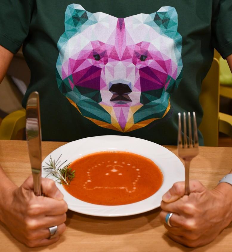 Bärenhunger im Bio-Bistro