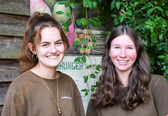 Viola und Amélie