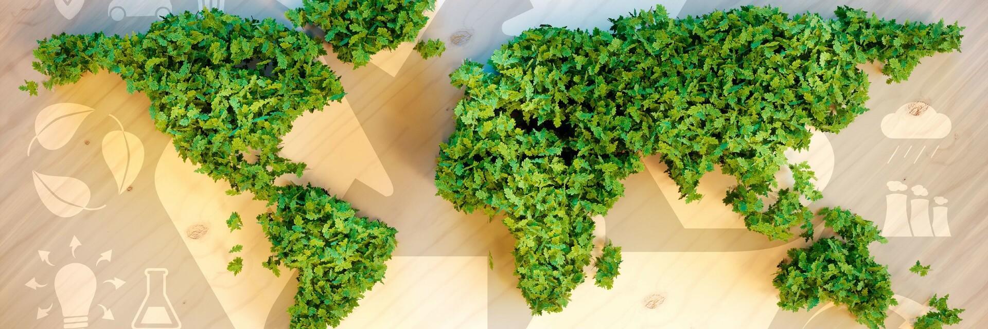 Nachhaltige Welt