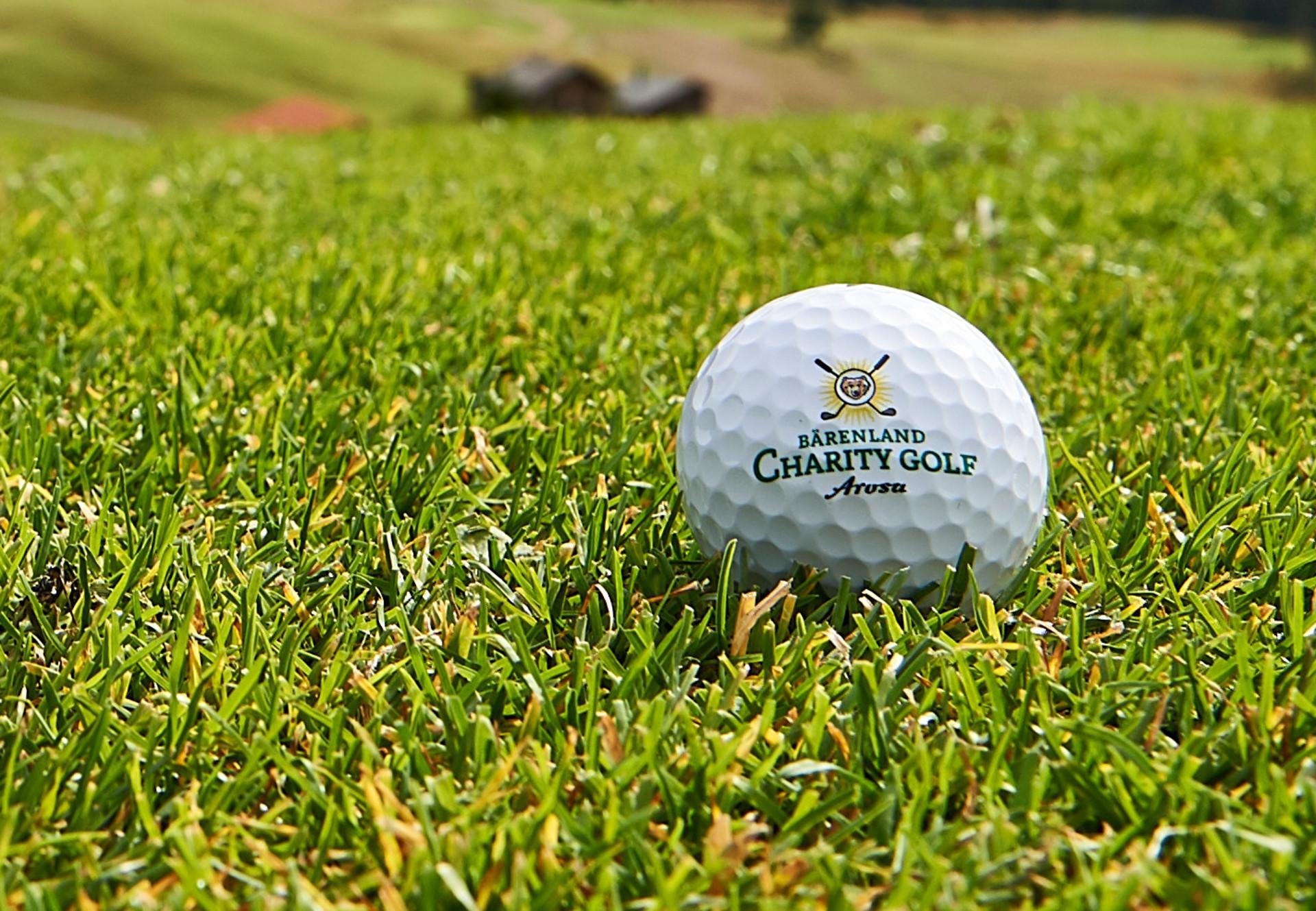 Arosa Bärenland Charity Golfturnier