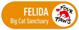 FELIDA Big Cat Sanctuary Logo