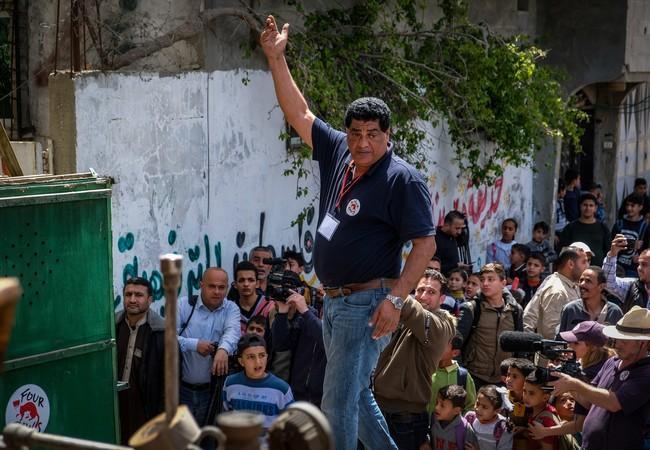 Rettung von Zootieren im Gazastreifen