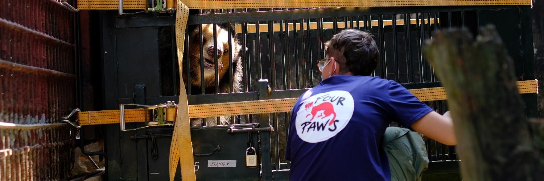 7 bile bears rescue in Vietnam